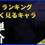 【リゼロ】強さランキングの上位でよく見かけるキャラクター簡単紹介。※ネタバレ注意
