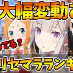 【リゼロス】鬼化レム入り最新性能ランキング!!! リリース日から大幅変更された今持っておきたいのはこのキャラクター達!!!!