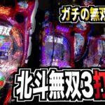 【北斗無双3】ダンバインと噂の新台無双3をプロと並び打ちしたら神展開すぎた #453