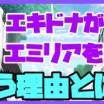 【リゼロ】エキドナがエミリアを嫌う理由!魔女の娘と言った理由とは?!『Re:ゼロから始める異世界生活』2nd season