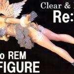 【リゼロ】天使なレムをDIYリペイント改造 クリアドレスのフィギュア作ってみた Re:ZERO REM FIGURE Repaints Re:ゼロから始める異世界生活 セラ箱 製作日記